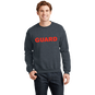 Unisex Crew Neck Sweatshirt - GUARD Print
