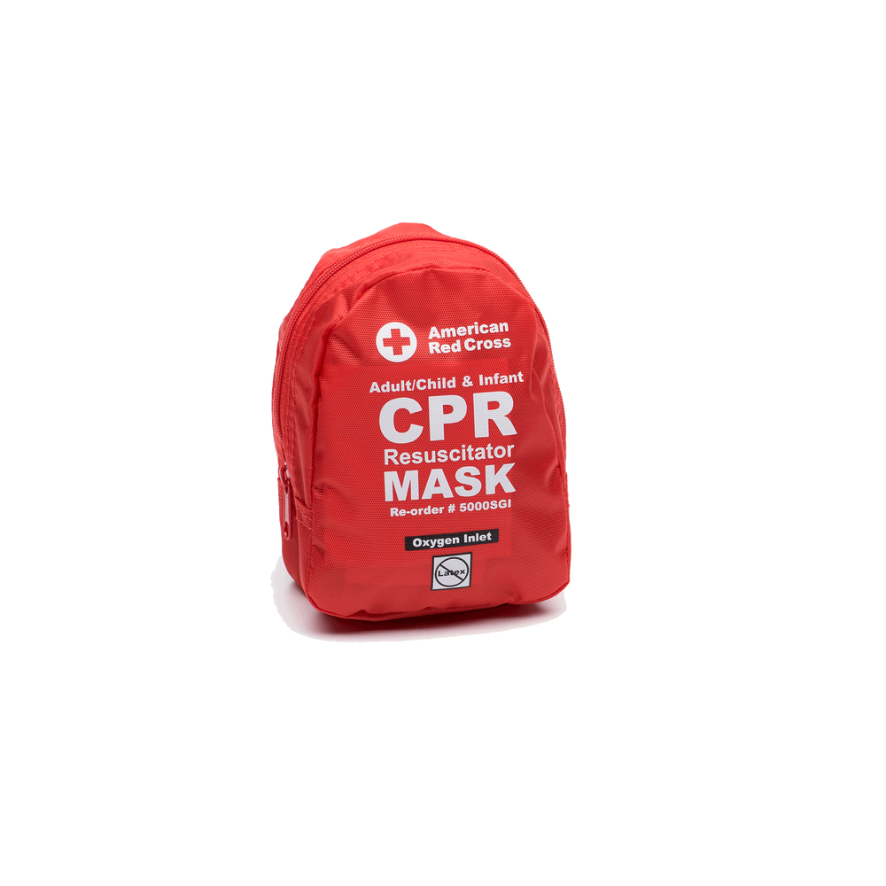 9a65f41dfcc9 Adult Child and Infant CPR Mask