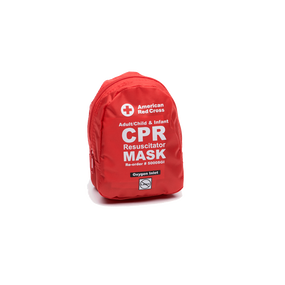 Adult/Child and Infant CPR Mask