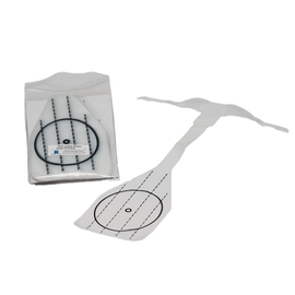 Prestan Adult Face Shield Lung Bag (Pk/50)