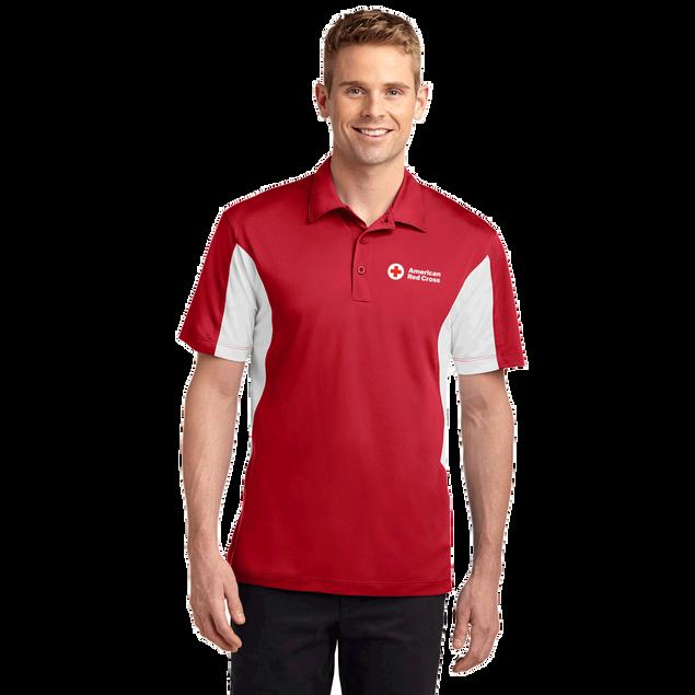 Men's Side Block PoloShirt