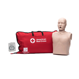 Adult Jaw Thrust CPR Manikin with CPR Monitor