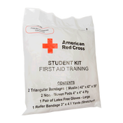 First Aid Student Training Kit - Pk/10