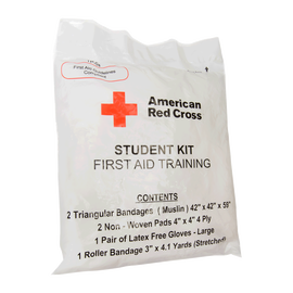First Aid Student Training Pack - Pk/10