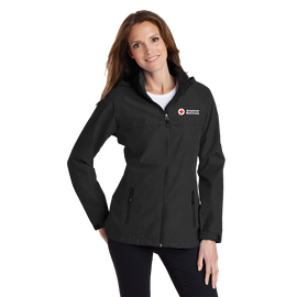 Foldable Women's Waterproof Jacket