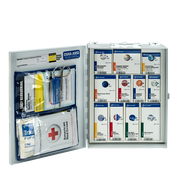 Medium Workplace First Aid Kit with Metal Cabinet