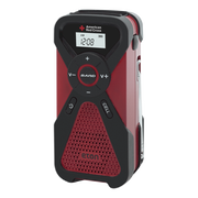 Emergency Radio with Weather Alert and Smart Phone Charger