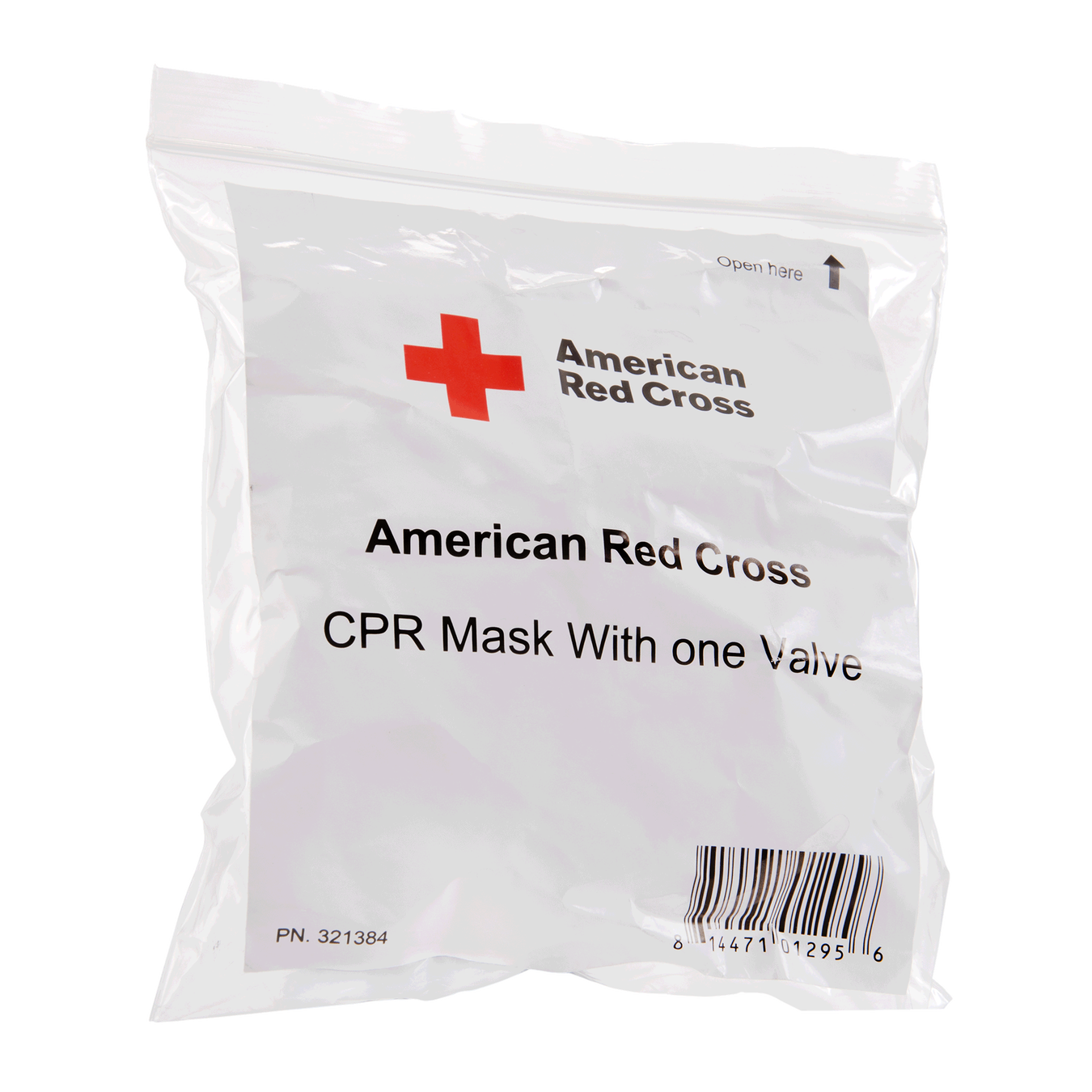 how to use cpr mask