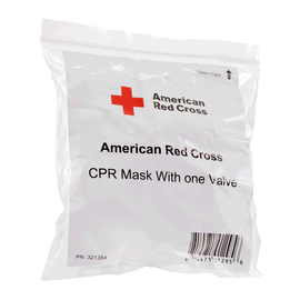 1de3702a1ce7 Red Cross Replacement CPR Mask