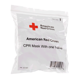Red Cross Replacement CPR Mask