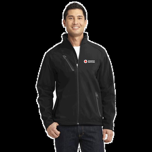 Men's Soft Shell Bonded Jacket