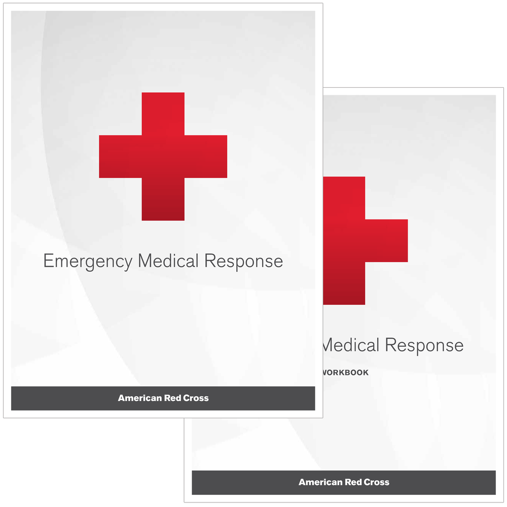 Emergency Medical Response Student Kit Red Cross Store