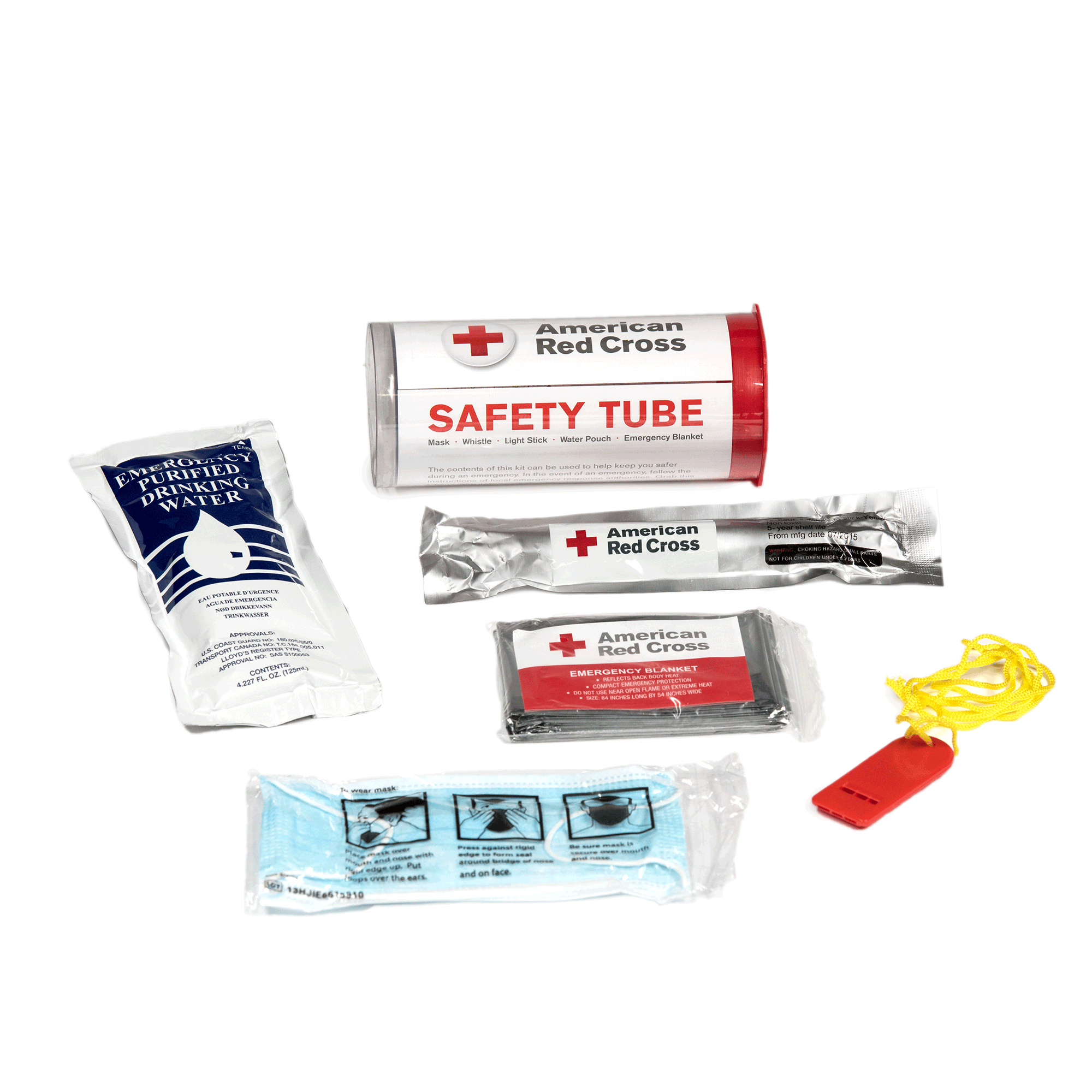 Home & Garden Clothing & Protective Gear Well-Educated Railway Emergancy Safety Kits 2 Of