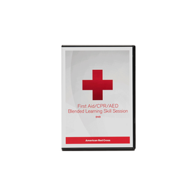 First Aid/CPR/AED Blended Learning DVD
