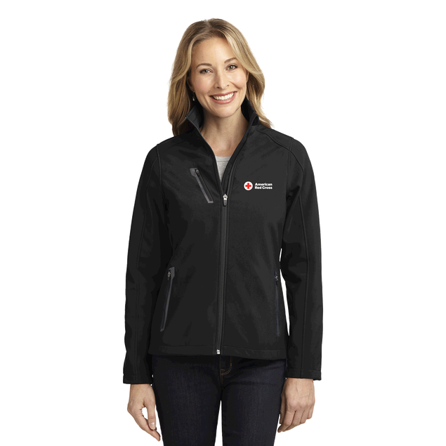 Women's Soft Shell Bonded Jacket