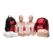 Adult CPR/AED & First Aid Instructor Starter Kit with AED Trainer