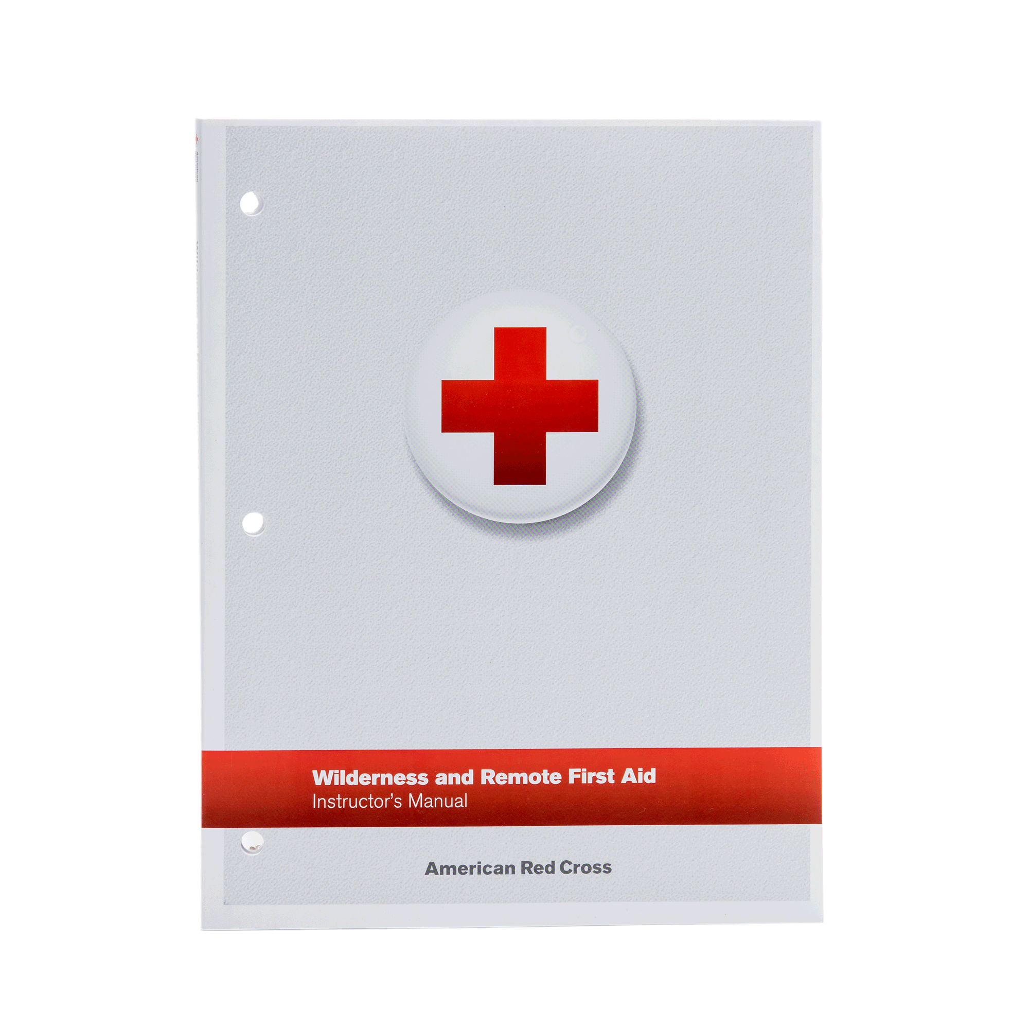 American Red Cross Wilderness First Aid Manual User Guide Manual