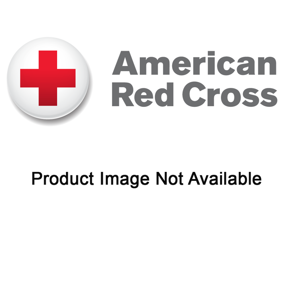 American Red Cross Emergency First Aid Guide Component To Red