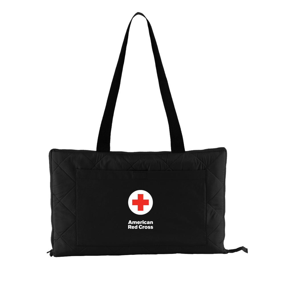 6d72144744c Backpack With Red Cross Logo- Fenix Toulouse Handball