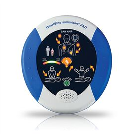 HeartSine Samaritan AED 450P