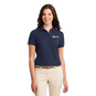 Ladies Cotton Polo