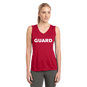 GUARD - Ladies Sleeveless V-Neck Tee