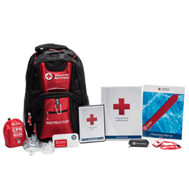 American Red Cross Deluxe Lifeguarding Instructors Kit