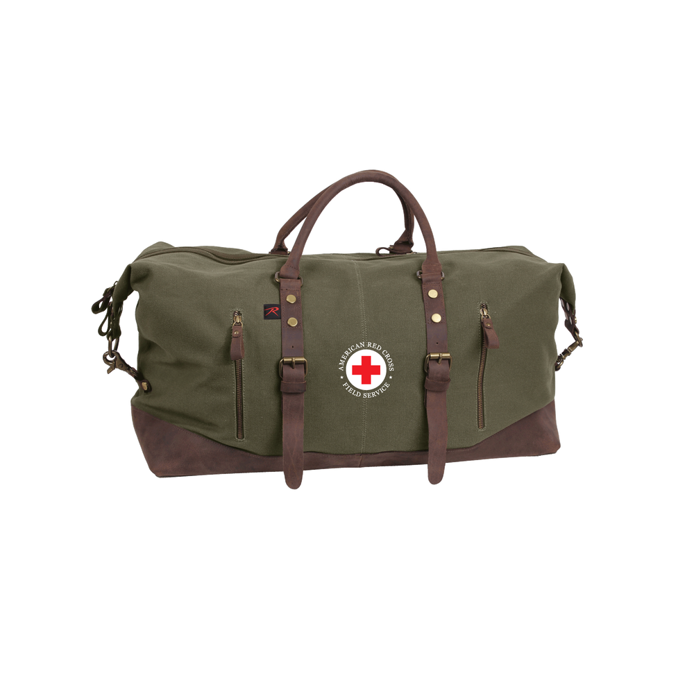 8c554c27a0f0 Extra Large Canvas Weekender Duffle Bag