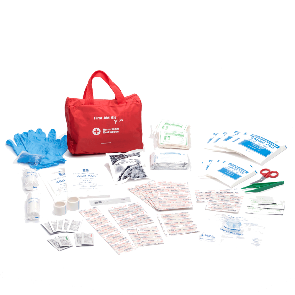 First Aid Kit PLUS | Red Cross Store