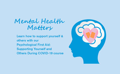Psychology First Aid for COVID-19 Online Only