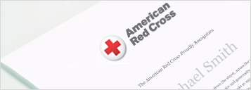 Red Cross certificate