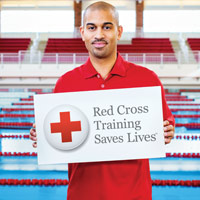 Red Cross Training Saves Lives: Safety Training for Swim Coaches Supplement