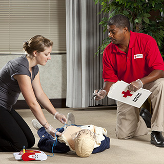 Red Cross Training for Your Organization