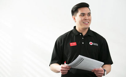 Become a Red Cross Instructor