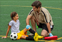 First Aid, Health and Safety for Coaches