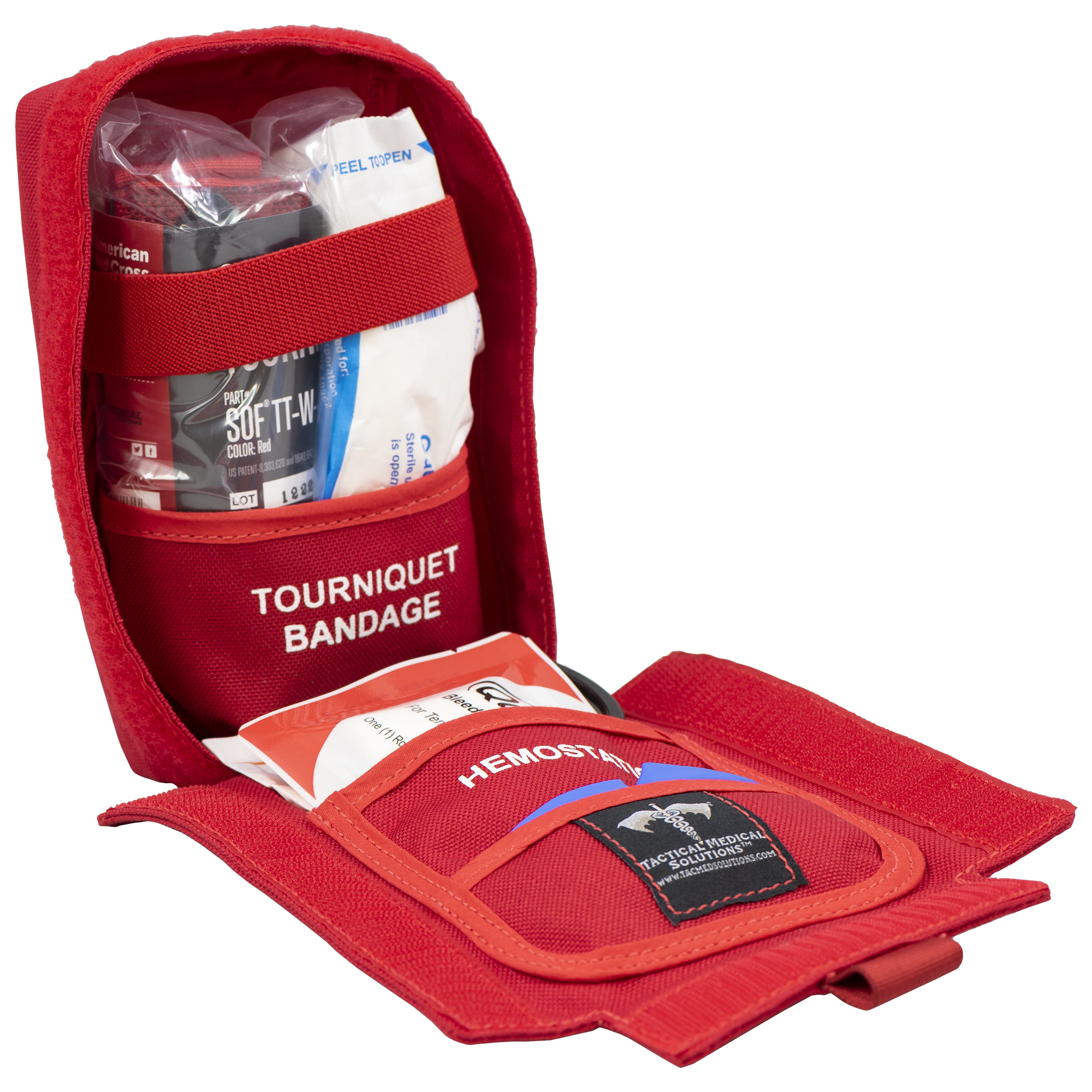 Red Cross - Professional Bleeding Control Kit